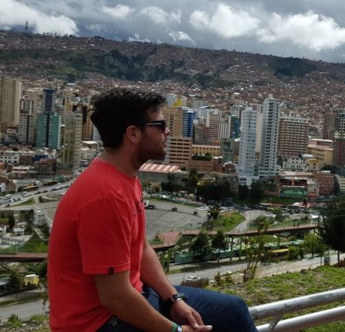 Historias de movilidad estudiantil – Franco Chiavassa Mercado