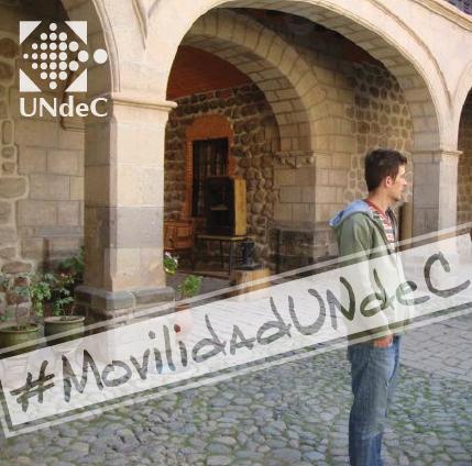 Historias de movilidad Estudiantil – Alejandro Daniel Blanco