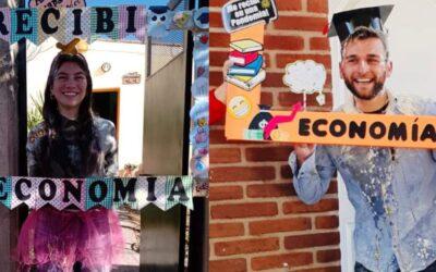Nuevos egresados del Profesorado en Economía