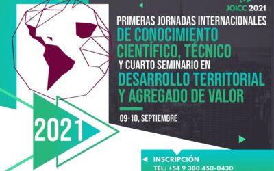 Participación: la UNdeC en la organización de Jornadas científicas internacionales
