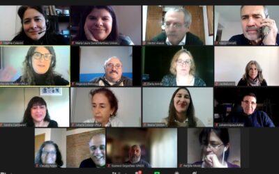Participación: 1° reunión comisión ejecutiva Red Interuniversitaria de Discapacidad