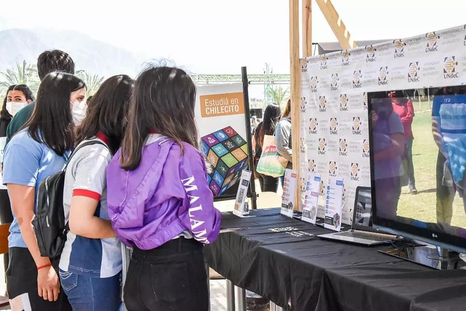 La UNdeC presente en la EXPO FUTURO