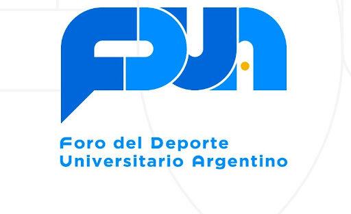 Participación: La UNdeC presente en el II Foro del deporte universitario