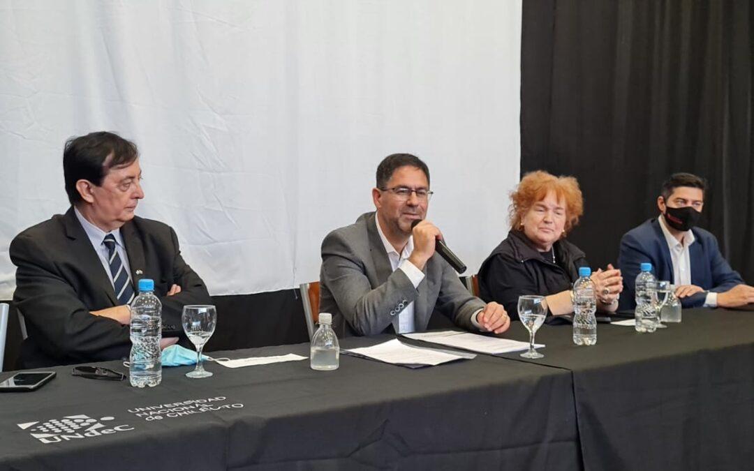 Congreso: El universo Gonzaleano: ¿Qué hizo Joaquín V.  González por La Rioja?